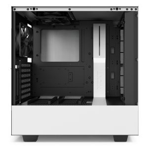Nzxt Cabinet H500 White Black