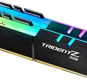 G.SKILL Trident Z F4-3200C16D-32GTZR DDR4 Memory Module (16GB X 2pcs, 3200Mhz)