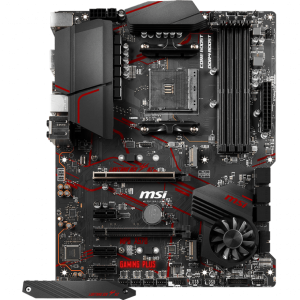 MSI X570 Gaming PLUS Motherboard for AMD Ryzen